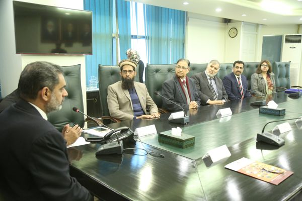 MOU Signing between Securities and Exchange Commission of Pakistan SECP & SZABIST